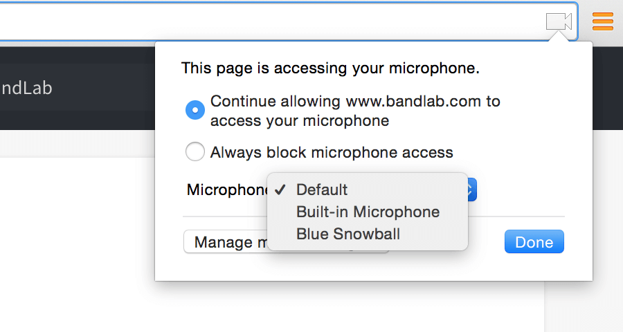 blogpost screenshot sound into bandlab