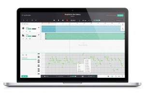 Our new web MIDI Editor  Every note, just where you want it