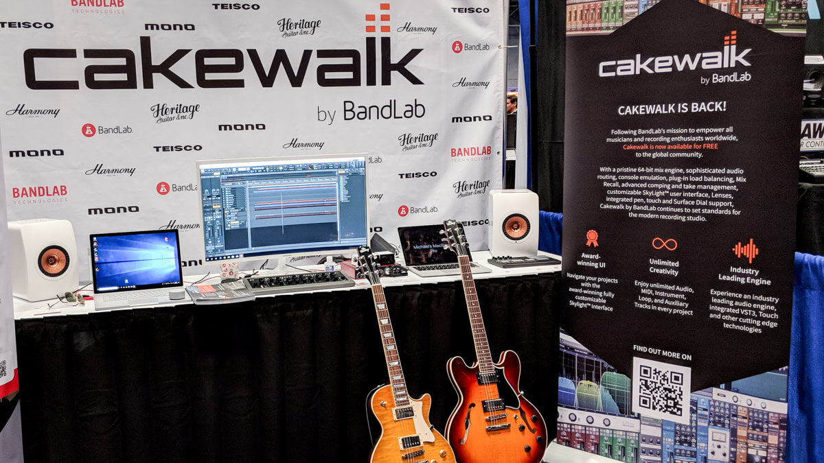 How To Record In Cakewalk