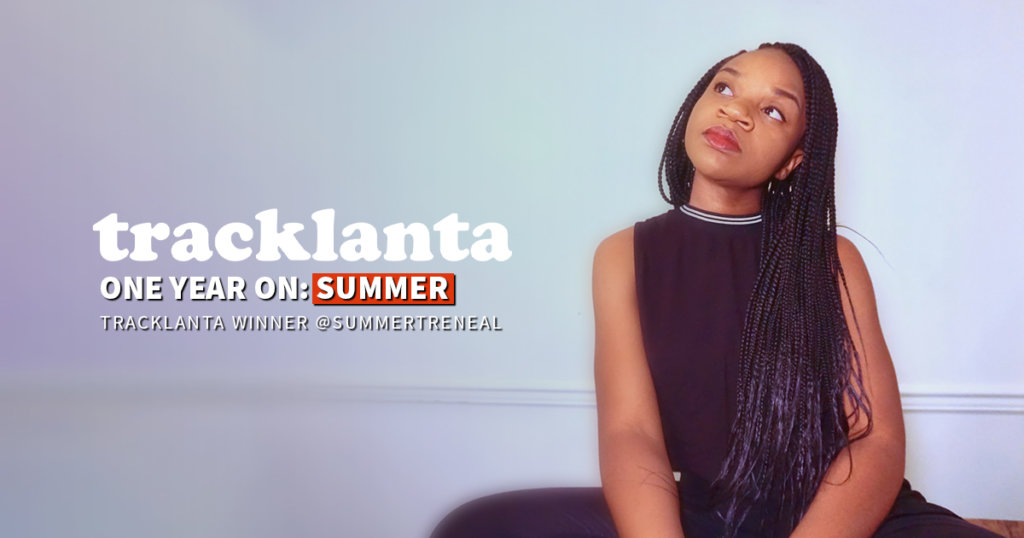 Tracklanta winner Summer
