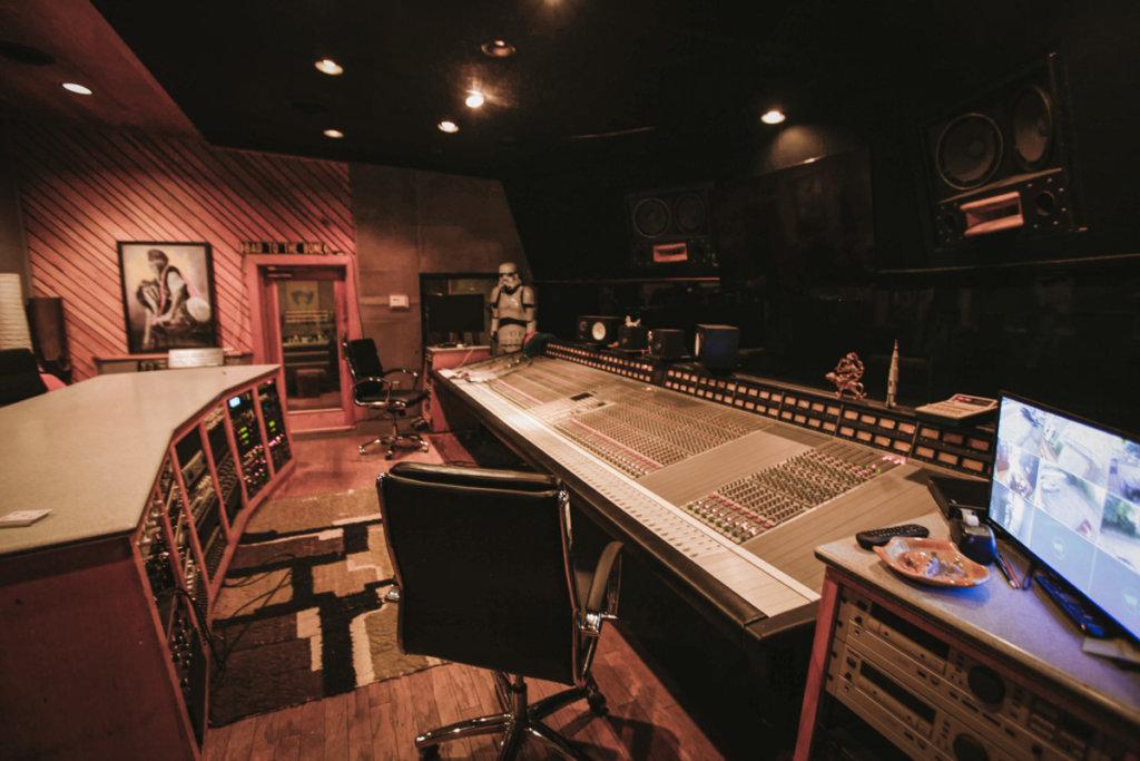 Stankonia studios