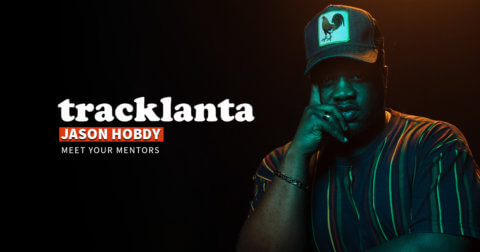 Meet your mentors for Tracklanta 2020 - Jason Hobdy