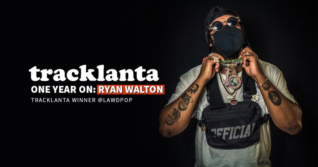 Ryan Walton Tracklanta winner