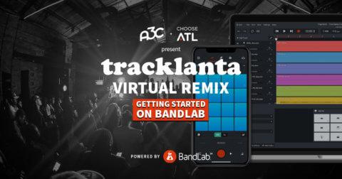 Getting started on BandLab - for Tracklanta: Virtual Remix