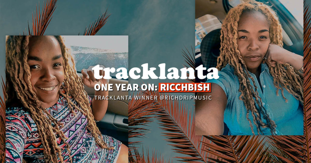 Tracklanta one year on - Ricchbish