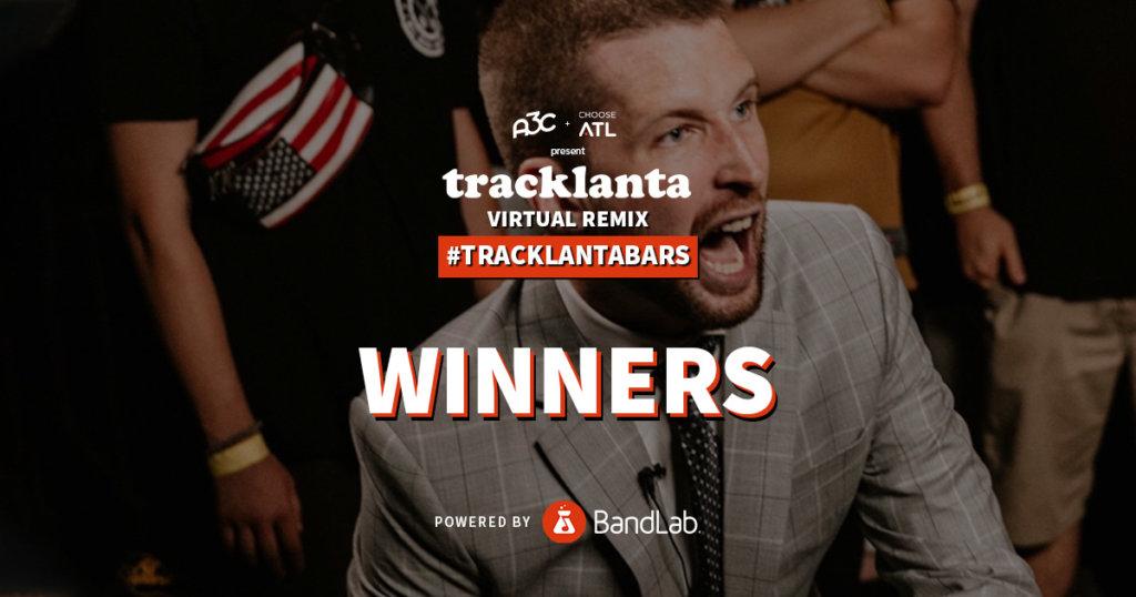 #tracklantabars winners