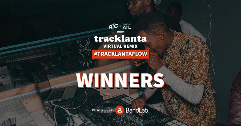 #tracklantaflow winners