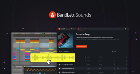 BandLab Sounds: Ableton Live