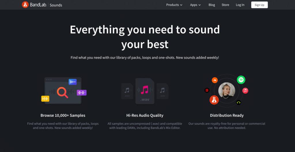BandLab Sounds