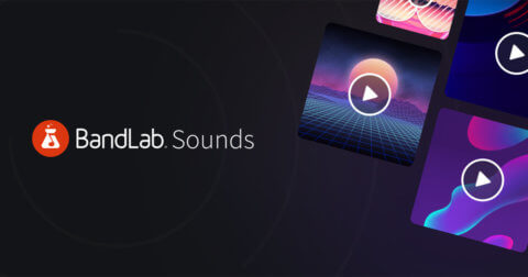 Introducing BandLab Sounds