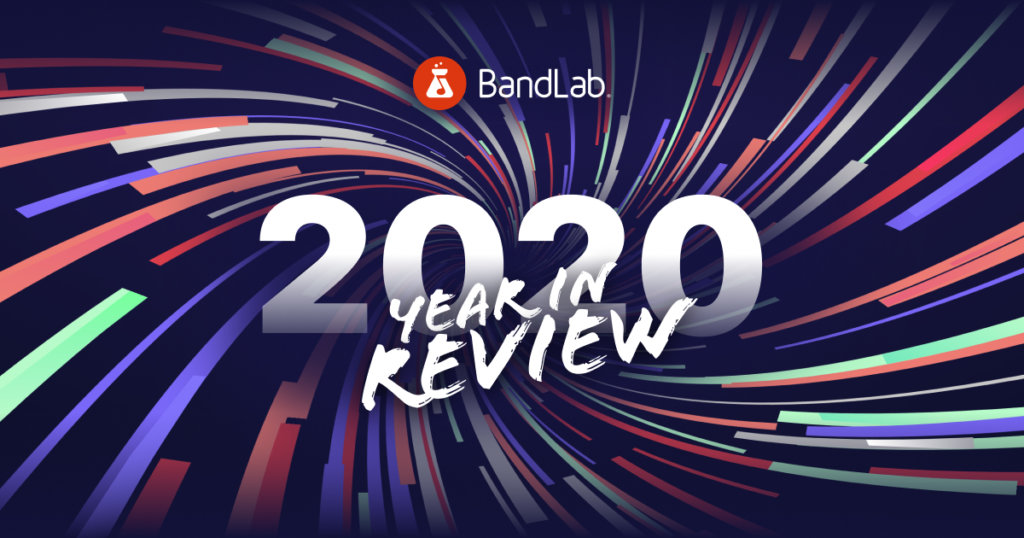 BandLab 2020 year in review
