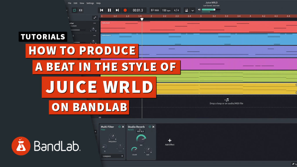 Juice WRLD tutorial video