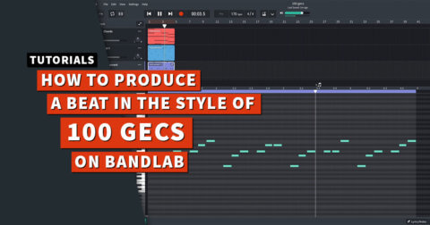 How to create a 100 gecs style beat