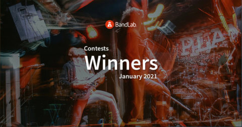 January 2021 contest winners