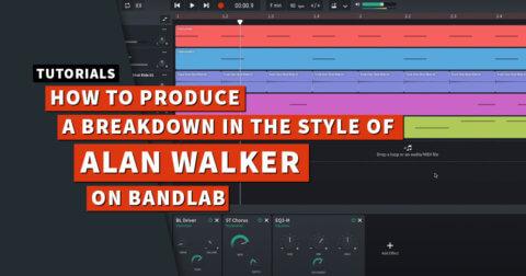 How to produce an Alan Walker Drop