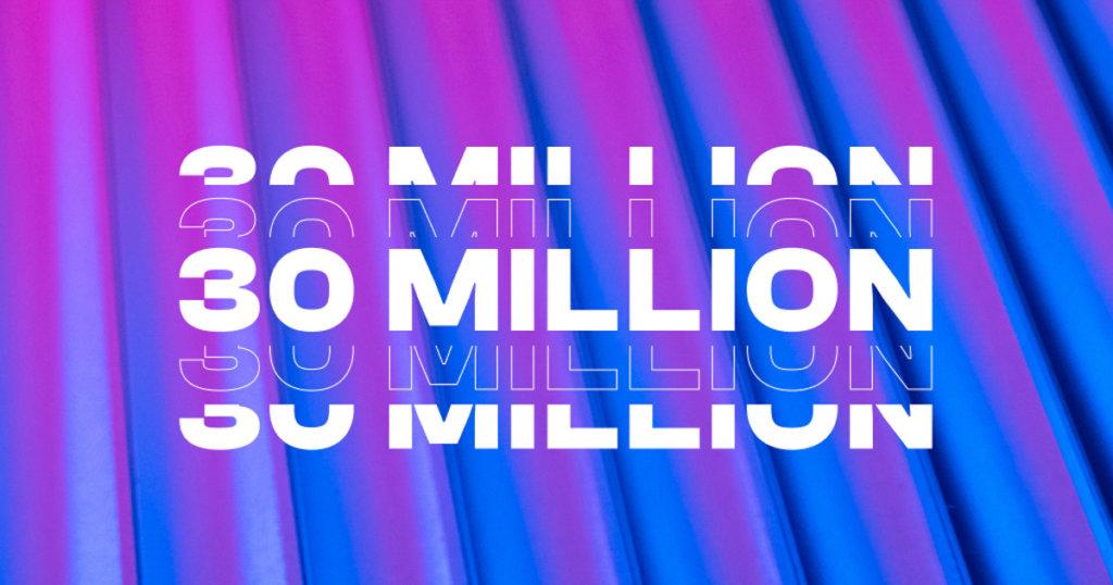 30 million registered users on BandLab