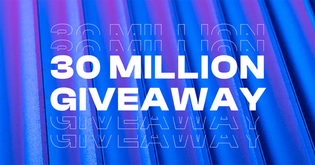 BandLab 30 million giveaway win a Google Pixel 5