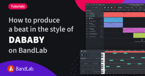 How to produce a DaBaby style beat on BandLab