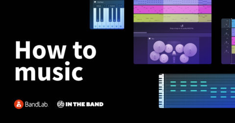 BandLab Tutorial In The Band How to Music