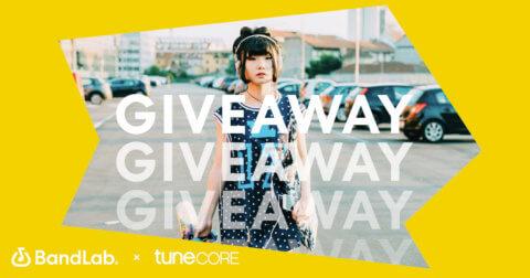 BandLab TuneCore Giveaway