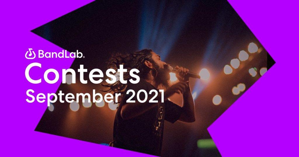 BandLab Contests September 2021