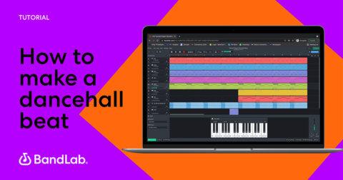 How to make a dancehall beat on BandLab