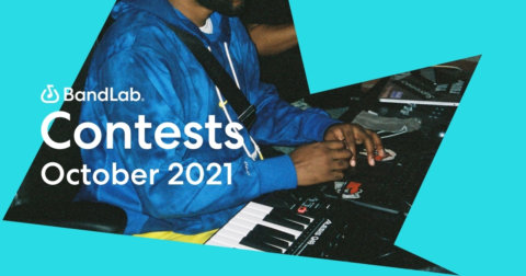 BandLab October 2021 Contests