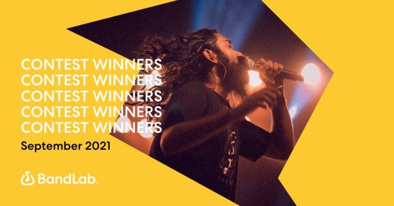 September BandLab Contest Winners